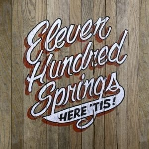 Eleven Hundred Springs Vinyl